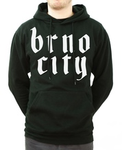 Brno city hood black